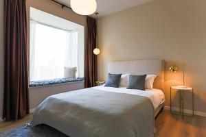 Wondroom Design Apartment (The Bund), Апартаменты  Шанхай - big - 4