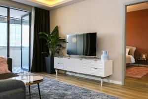 Wondroom Design Apartment (The Bund), Апартаменты  Шанхай - big - 20