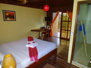Ratanakiri Paradise Hotel & SPA, Отели  Banlung - big - 4