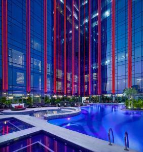 The Reverie Saigon Residential Suites, Ferienwohnungen  Ho-Chi-Minh-Stadt - big - 42