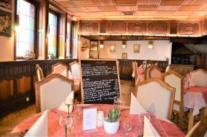 Kleiber, Hotel  Saint-Jean-Saverne - big - 49