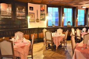 Kleiber, Hotel  Saint-Jean-Saverne - big - 56