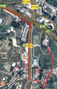 Hotel Park, Hotel  Negotino - big - 44