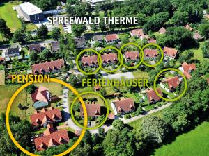 Spreewälder Ferienhäuser - Byhleguhrer Kaupen
