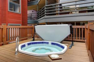 Silver Cliff Condo, Apartments  Park City - big - 12