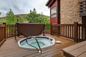 Silver Cliff Condo, Apartments  Park City - big - 19