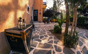 Vagia Beach Apartments Aegina Greece