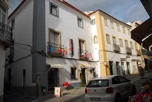 Burgos Hostel, Évora