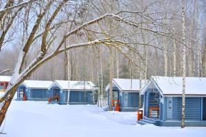Campground Zavidovo - Yur'yevo-Devich'ye