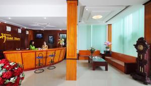 Gold Stars Hotel, Hotel  Long Hai - big - 27