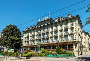 Grand Hotel Europe, Люцерн