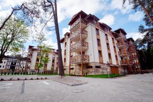 Apartamenty Sun & Snow Rezydencja Park, Appartamenti  Mielno - big - 111