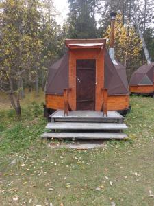 Турбаза - Kuk-Yurt