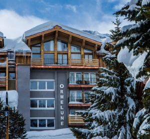 Hotel Ormelune - Val d'Isère
