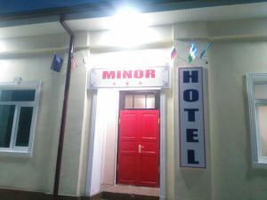 Minor Hotel, Hotels  Tashkent - big - 57
