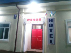 Minor Hotel, Hotely  Tashkent - big - 57