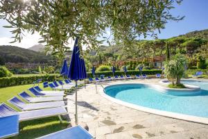 Bilo Sant'Anna con vista piscina, Ferienwohnungen  Portoferraio - big - 6