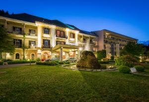 Hotel Warmbaderhof, Филлах