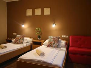 Alfa Hotel és Wellness Centrum, Hotely  Miskolctapolca - big - 10