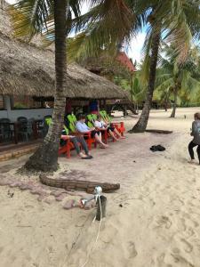 Green Parrot Beach Houses and Resort, Lodge  Maya Beach - big - 88