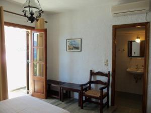 Alexandros Hotel, Отели  Грикос - big - 2