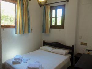Alexandros Hotel, Отели  Грикос - big - 7