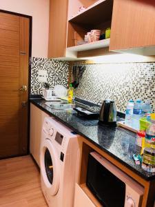 NAITHON CONDO UNIT 201, Apartments  Nai Thon Beach - big - 32