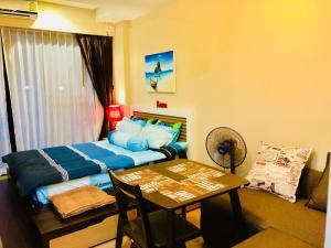 NAITHON CONDO UNIT 201, Apartments  Nai Thon Beach - big - 31