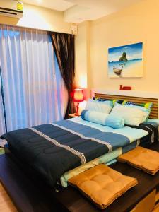 NAITHON CONDO UNIT 201, Apartments  Nai Thon Beach - big - 47