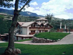 Hotel Villa Danilo, Hotely  Gamberale - big - 34