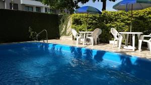 Dell'Osky Residencial, Penzióny  Florianópolis - big - 45