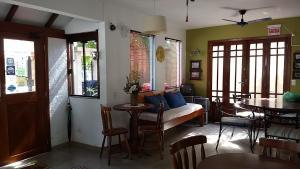 Dell'Osky Residencial, Penzióny  Florianópolis - big - 47