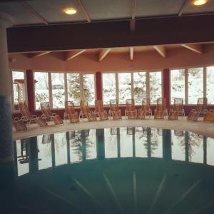Aktiv-Hotel Traube, Szállodák  Wildermieming - big - 70