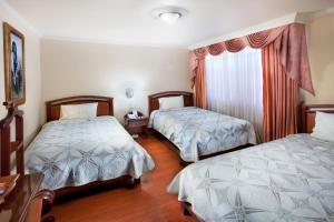 Hotel Fernando Plaza, Hotels  Pasto - big - 13