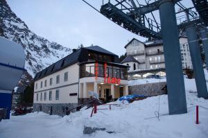 Отель Барc