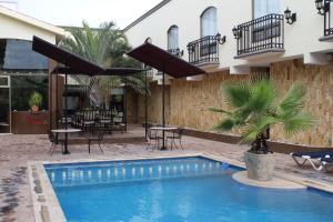 Hotel Dubrovnik, Hotely  Mérida - big - 43