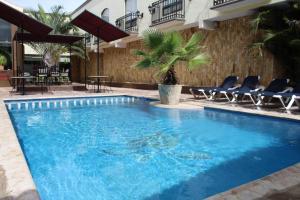 Hotel Dubrovnik, Hotely  Mérida - big - 44