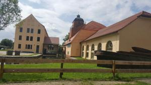 Gasthaus Schillebold, Мини-гостиницы  Пайц - big - 55
