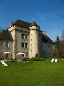 Location gîte, chambres d'hotes Château de la Chassagne dans le département Creuse 23