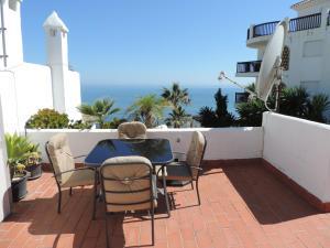 Apartment Sun of Andalucia, Апартаменты  Ситио-де-Калаонда - big - 1