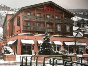 ibis La Bresse Gérardmer - Hotel - La Bresse Hohneck