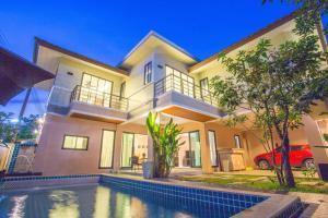 3 bedroom pool villa - Ban Na Bon