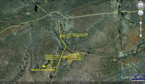 Sasa Safari Camp, Chaty v prírode  Outjo - big - 2