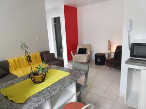 Ótimo Apartamento em Florianópolis, Ferienwohnungen  Florianópolis - big - 11