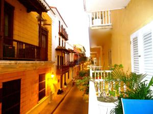Apto. Alvarez, Апартаменты  Картахена-де-Индиас - big - 1