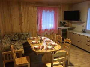 Sokol Holiday Home, Country houses  Roshchino - big - 2