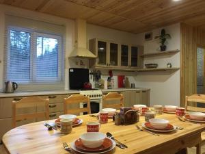 Sokol Holiday Home, Country houses  Roshchino - big - 5