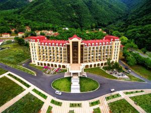 Курортный отель Marxal, Шеки