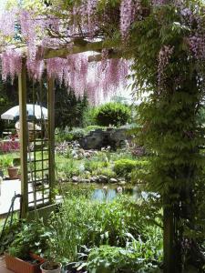 Aux Jardins d'Alice, B&B (nocľahy s raňajkami)  Asnans - big - 40