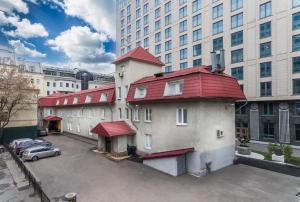Отель Маяк, Отели  Москва - big - 54